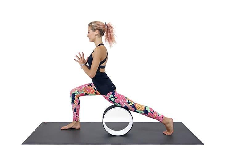 Как пользоваться колесом для йоги — 7 упражнений