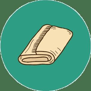 Одеяла и пледы для йоги