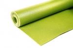 Коврик для йоги Кайлаш (Yin Yang Studio) 3 мм ПВХ Yogamat зеленый