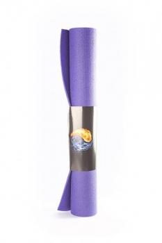 Коврик для йоги Кайлаш (Yin Yang Studio) 3 мм фиолетовый