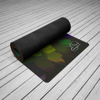 Коврик для йоги Pinecone каучук