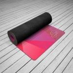Коврик для йоги из натурального каучука Europe 6 мм_1
