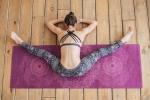 Коврик для йоги Mandala Yoga Club 3 мм_2