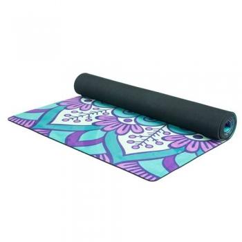 Коврик для йоги Лесной каучук
