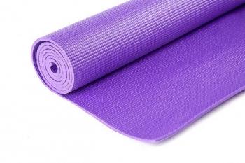 Коврик для йоги Yoga Star фиолетовый