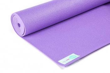 Коврик для йоги Асана Стандарт фиолетовый