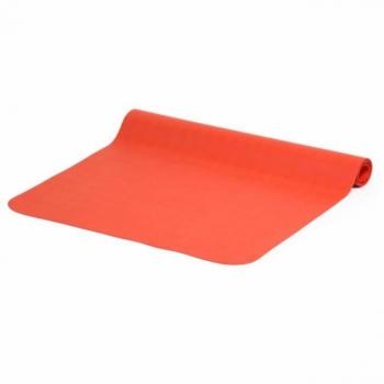 Коврик для йоги EcoPro Travel оранжевый