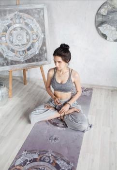 Коврик для йоги Oriental Wind Limited Edition