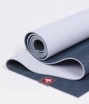 Коврик для йоги Manduka EKO Lite Mat MIDNIGHT серый
