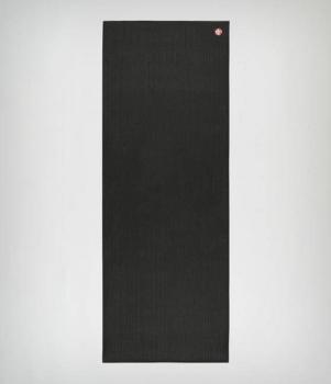 Коврик для йоги Manduka The PRO Mat Black ПВХ