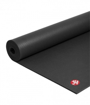 Коврик для йоги Manduka The PRO Mat Black 215 см