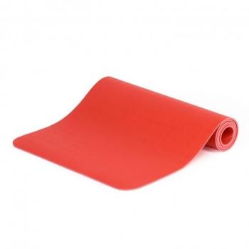 Коврик для йоги EcoPro mat красный