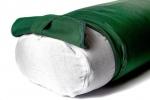 Болстер для йоги Айенгара прямоугольный шерстяной 62 х 32 х 14 см_5