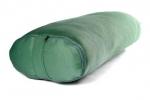 Болстер для йоги Айенгара прямоугольный шерстяной 62 х 32 х 14 см_4