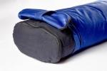 Болстер для йоги Айенгара прямоугольный шерстяной 62 х 32 х 14 см_1