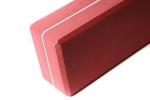 Блок (кирпич) для йоги из EVA пены 7х11x22 Yoga brick