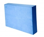 Блок (кирпич) для йоги из EVA пены 5х20х30 Yoga Block_1