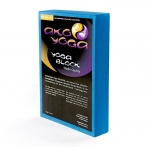Блок (кирпич) для йоги из EVA пены 5х20х30 Yoga Block_3