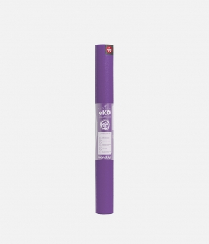 Коврик для йоги Manduka EKO SuperLite Travel Mat фиолетовый