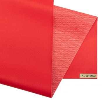 Коврик для йоги Jade Voyager красный