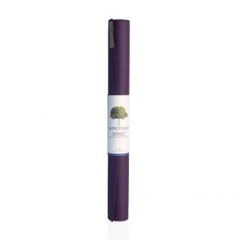 Коврик для йоги Jade Voyager фиолетовый каучук