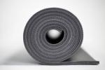 Коврик для йоги Comfort PRO черный фото