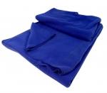 Плед Сурья для шавасаны синий