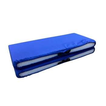 Платформа для йоги синяя