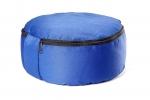 Подушка для медитации spiritual с гречишной лузгой синяя
