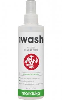 Спрей для коврика чистящий Mat Wash Manduka Gingergrass 56 мл фото