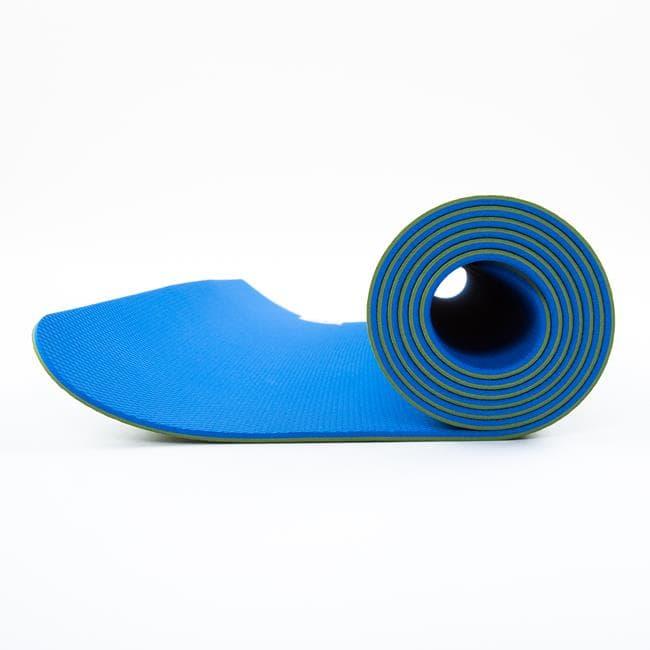 Коврик для йоги Лотос Light 4 мм 183 см ТПЕ