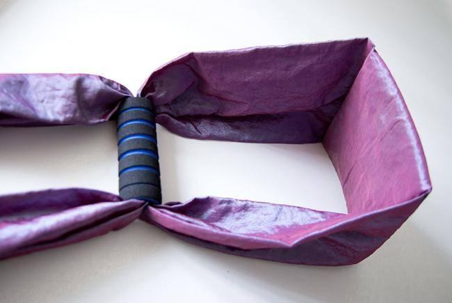 Гамак для йоги AirSwing Professional Large