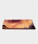 Коврик для йоги Manduka eQua SuperLite Travel Mat 1.5 мм из каучука + микрофибра Grateful