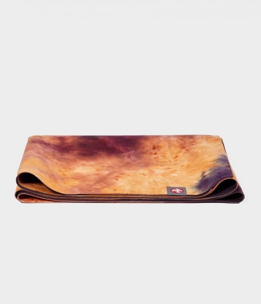 Коврик для йоги eQua SuperLite Travel Mat Grateful 1.5x61x180 Manduka из каучука + микрофибра (под заказ из СПб)
