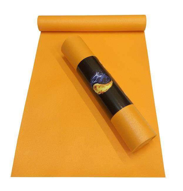 Коврик для йоги Ришикеш (Yin Yang Studio) 4,5 мм Ako Yoga