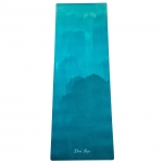 Коврик для йоги Воздух DY из микрофибры и каучука