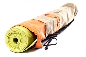 """Чехол для йога-коврика """"Йога"""" 70 см"""