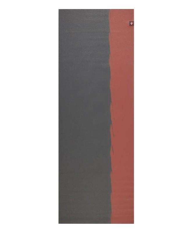 Коврик для йоги Manduka EKO SuperLite Travel Mat 1.5мм Thunder stripe