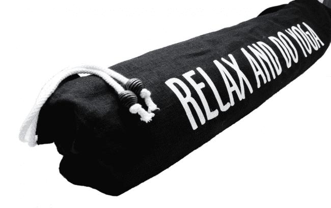 Чехол для йога коврика Do Yoga льняной