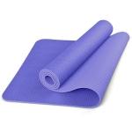 Коврик для йоги TPE 183х61х0,6 фиолетовый (под заказ)