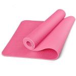 Коврик для йоги TPE 183х61х0,6 розовый (под заказ)