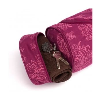 "Сумка для коврика Asana Bag Cotton 80см Maharaja Collection ""Lotus"" (под заказ)"