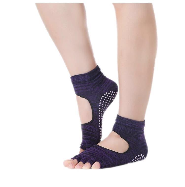Носки с открытыми пальчиками купить