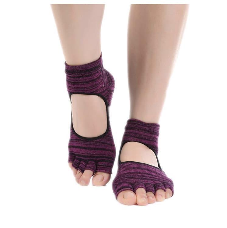 Носки с открытыми пальчиками в интернет магазине