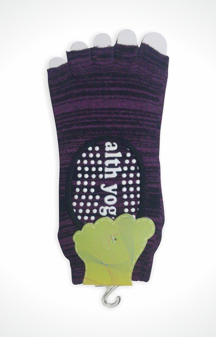 Носки с открытыми пальчиками купить в магазине Yogamat