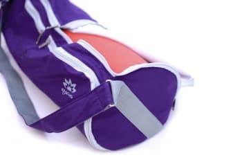 Сумка для коврика Iguana, фиолетовый (под заказ)