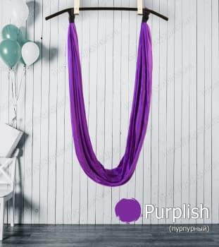 Гамак для йоги СТРЕЙЧ матовый нейлон (под заказ)