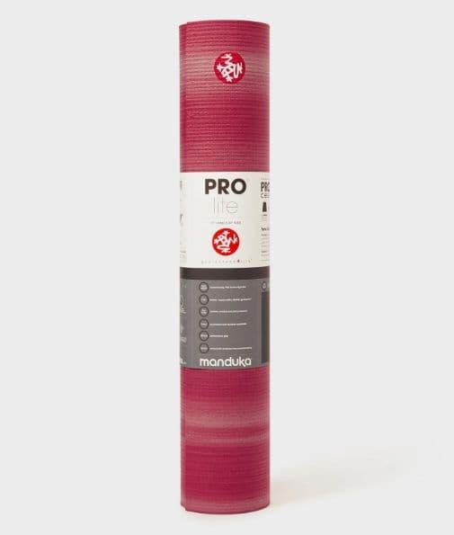 Коврик для йоги Manduka PROlite Mat 4,7 мм MAKA (под заказ из СПб)