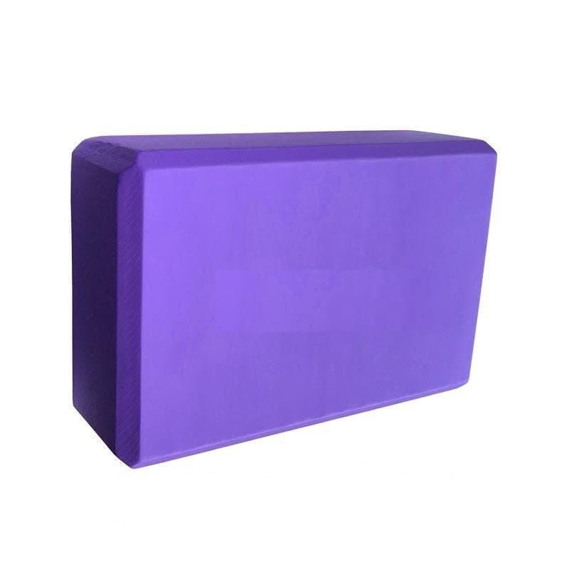 Блок (кирпич) для йоги из EVA пены 8x15x23 Prime Fit (под заказ из СПб)