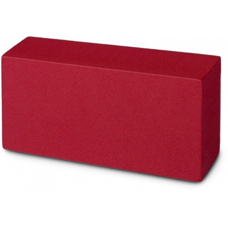 Блок (кирпич) для йоги из EVA пены 7x11x22 ASANA (под заказ из СПб)